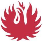 Brandskyddsföreningen logo liten fyrkantig