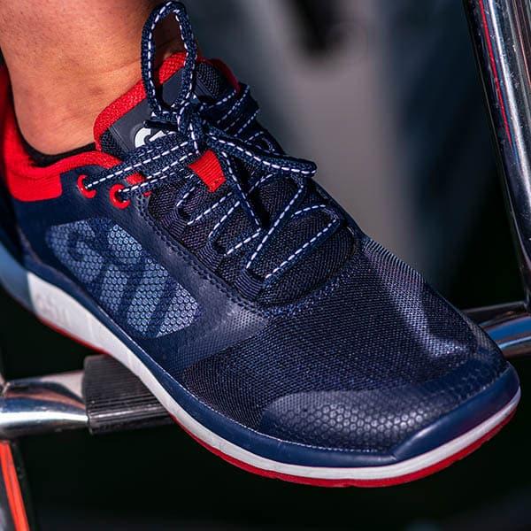 Gill skor för segling